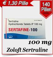 Zoloft Sertraline 100 mg